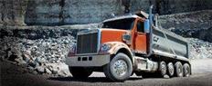 122SD Dump Truck