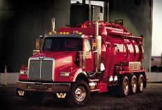 4800 Vocational Oil and Gas Truck