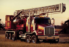 4900 Vocational Oil and Gas Truck