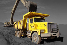 6900 Vocational Construction Dump Truck