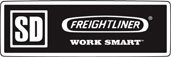 Freightliner SD Work Smart Logo