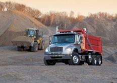 M2 106 Dump Truck