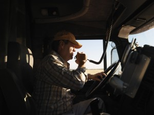 Healthy Trucking Tips
