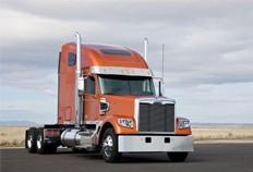 Freightliner Semi-Truck