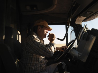 Healthy Living Tips for Truckers