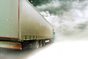 Winter Freightliner Driving Tips