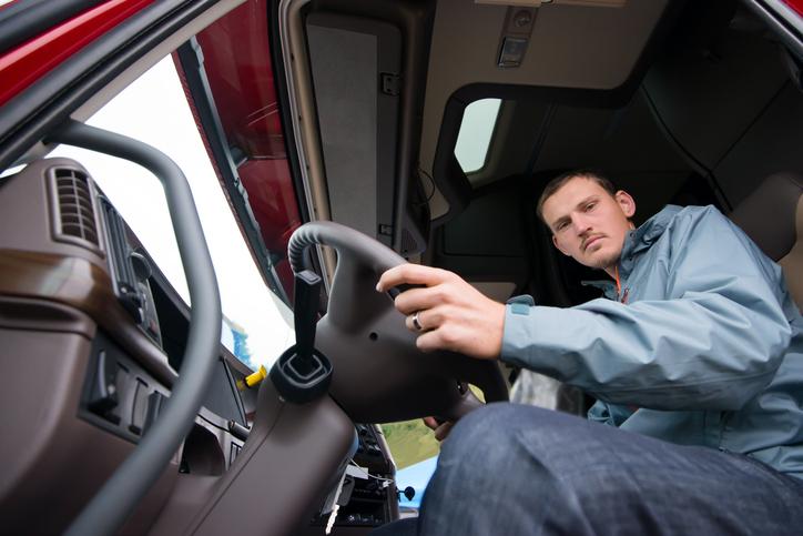 beginner truck drivers