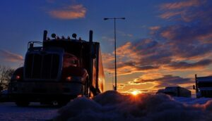Truck Stop Safety Tips baltimore freightliner